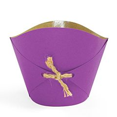 """4.5"""" Knot EZ Wrap - Purple"""