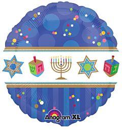 """17"""" Hanukkah Celebration"""