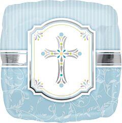 Communion Blessings Blue