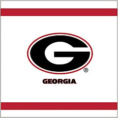 University of Georgia - Beverage Napkin 24CT