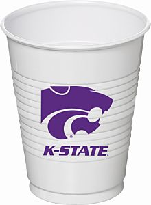 Kansas State - 16oz Cup 8Ct