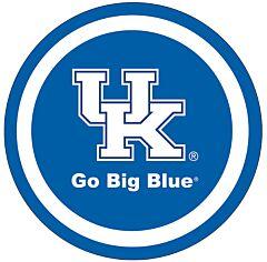 "U Of Kentucky - 7"" Plate 12Ct"