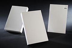 "15X9.5X2"" Apparel Box - White"