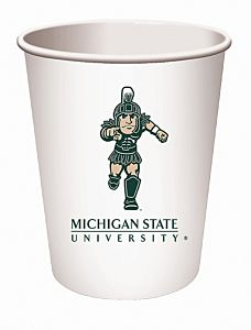 Michigan State - 16oz Cup 8Ct