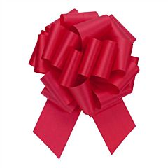 """8"""" Pull Bow - Hot Red"""