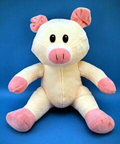 """9"""" Pig Plush"""
