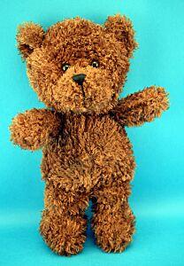 "10"" Ruddy Brown Bear Plush"