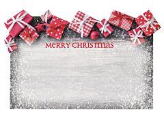 Enclosure Card Merry Christmas