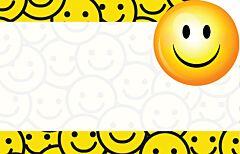 Enclosure Card - Smile