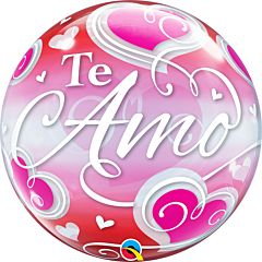 """22"""" Te Amo Bubble"""