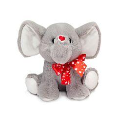 """9"""" Elephant Plush"""