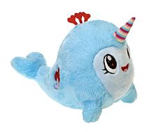 "11"" Val Narwhal Plush"