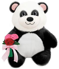 """7"""" Buddy Panda Plush"""