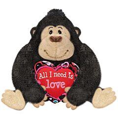 "10"" Lonnie Gorilla Plush"
