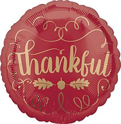 "18"" Thankful Squiggles"