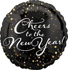 """18"""" New Year Cheers"""